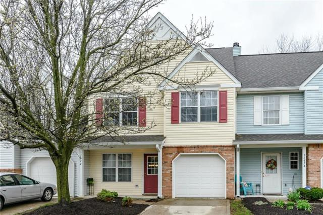 12672 Brewton Street, Fishers, IN 46038 (MLS #21633239) :: AR/haus Group Realty