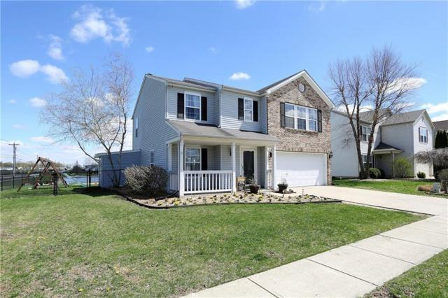 2119 Autumnwood Drive, Greenwood, IN 46143 (MLS #21633241) :: AR/haus Group Realty