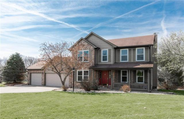 2151 E Bomar Lane, Greenfield, IN 46140 (MLS #21633253) :: AR/haus Group Realty