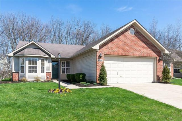 18904 Prairie Crossing Drive, Noblesville, IN 46062 (MLS #21633273) :: The Indy Property Source