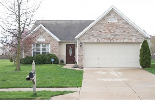 12236 Chiseled Stone Drive, Fishers, IN 46037 (MLS #21633327) :: Heard Real Estate Team | eXp Realty, LLC