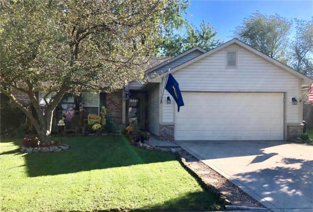 1517 Michigan Road, Franklin, IN 46131 (MLS #21633337) :: The Indy Property Source