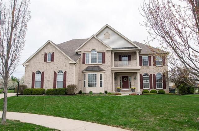 12567 Saltford Circle, Fishers, IN 46037 (MLS #21633346) :: AR/haus Group Realty