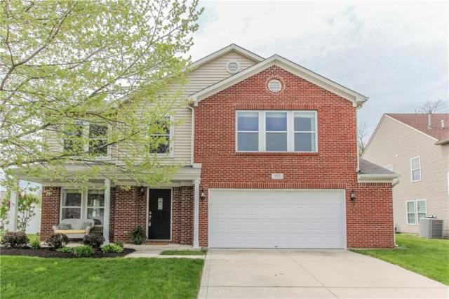 3062 Arrowroot Lane, Indianapolis, IN 46239 (MLS #21633359) :: The Indy Property Source