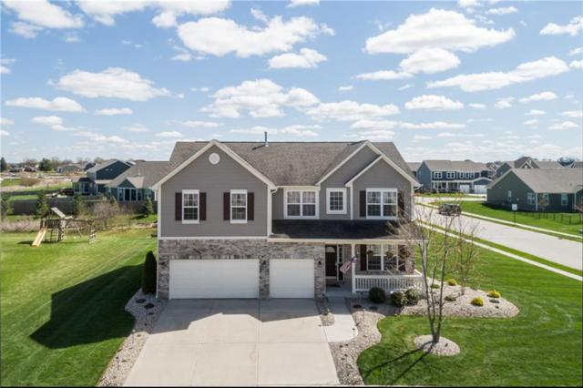 913 Farmington Trail, Brownsburg, IN 46112 (MLS #21633367) :: The Indy Property Source
