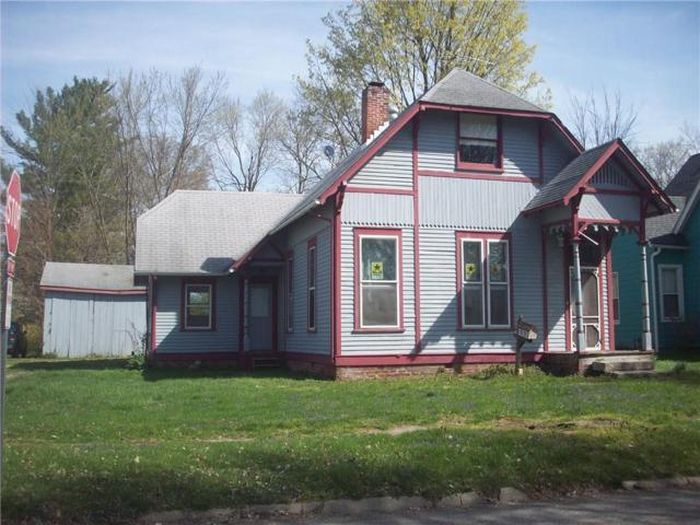 198 W Adams Street, Franklin, IN 46131 (MLS #21633393) :: The Indy Property Source