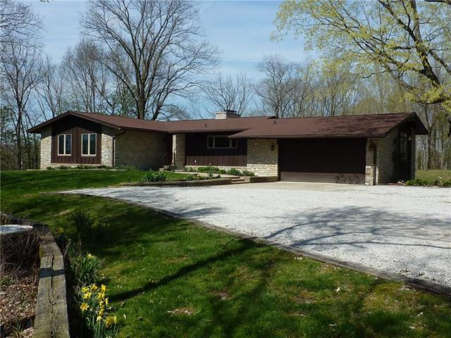 590 N County Road 100 E, Greencastle, IN 46135 (MLS #21633395) :: HergGroup Indianapolis