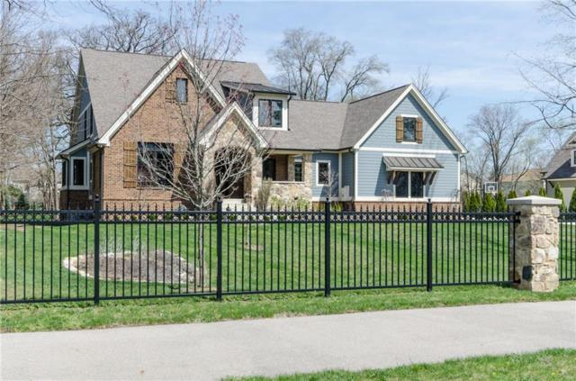 1680 W 136th Street, Carmel, IN 46032 (MLS #21633400) :: The Indy Property Source