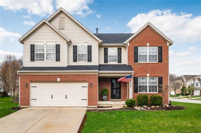 12034 Gatwick View Drive, Fishers, IN 46037 (MLS #21633401) :: Heard Real Estate Team | eXp Realty, LLC