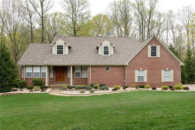 3481 W Baltimore Woodland Drive S, Monrovia, IN 46157 (MLS #21633412) :: Mike Price Realty Team - RE/MAX Centerstone