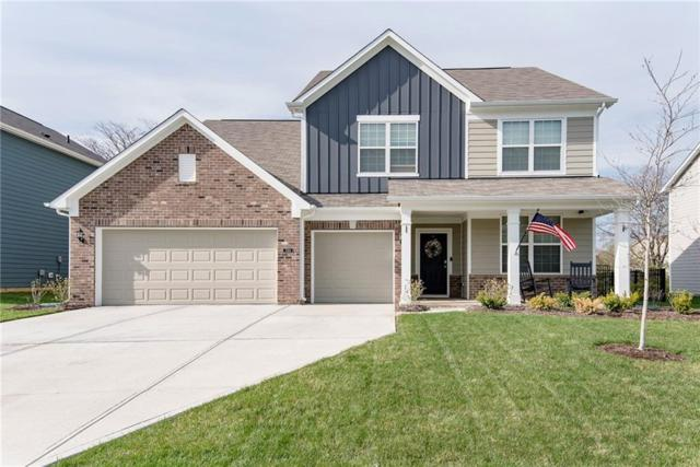 5584 Pennycress Drive, Noblesville, IN 46062 (MLS #21633429) :: FC Tucker Company