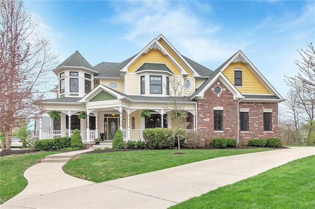 6733 Beekman Place W, Zionsville, IN 46077 (MLS #21633439) :: AR/haus Group Realty
