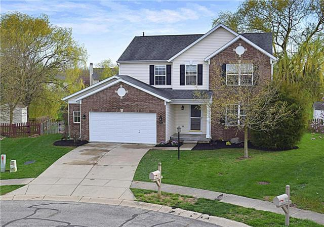 8831 Winthrop Place, Fishers, IN 46038 (MLS #21633474) :: AR/haus Group Realty