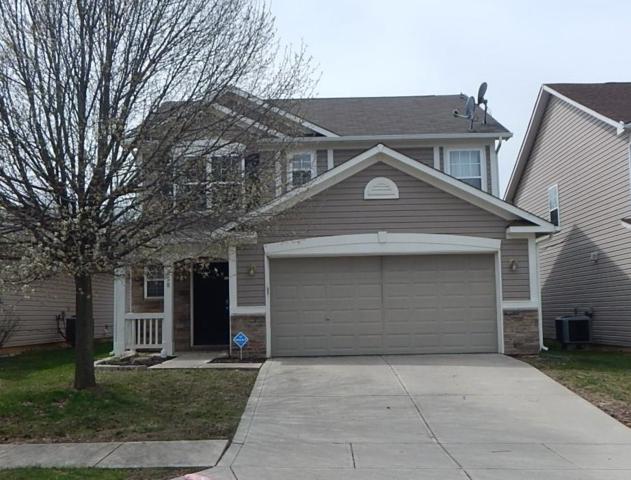 558 New Moon Street, Avon, IN 46123 (MLS #21633492) :: AR/haus Group Realty