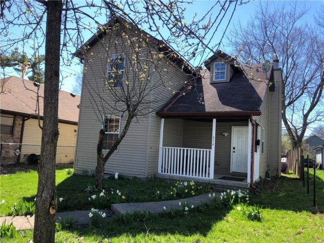 514 N Sheffield Avenue, Indianapolis, IN 46222 (MLS #21633501) :: The Evelo Team