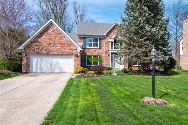 11734 Forest Park Lane, Carmel, IN 46033 (MLS #21633507) :: The Indy Property Source