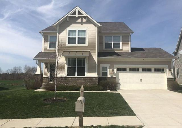 7832 Ringtail Circle, Zionsville, IN 46077 (MLS #21633513) :: The Indy Property Source