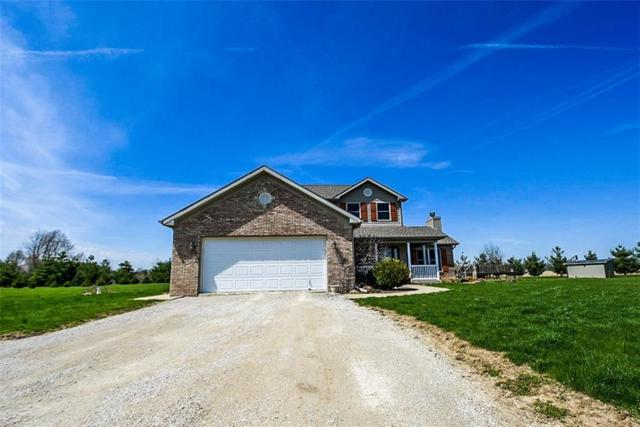 523 S County Road 850 W, Yorktown, IN 47396 (MLS #21633529) :: The ORR Home Selling Team