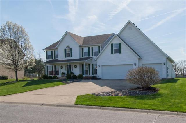 3149 S Parker Lane S, New Palestine, IN 46163 (MLS #21633531) :: AR/haus Group Realty