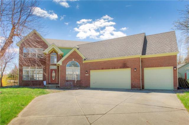 6855 Princess Lane, Avon, IN 46123 (MLS #21633542) :: AR/haus Group Realty