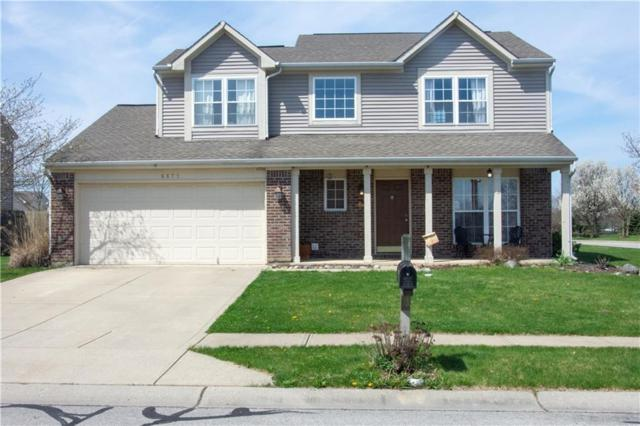 6875 W Odessa Way, Mccordsville, IN 46055 (MLS #21633550) :: The Evelo Team