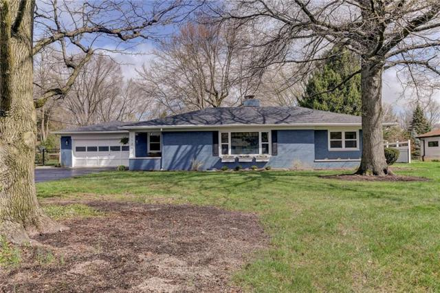 112 E 86th Street, Indianapolis, IN 46240 (MLS #21633555) :: FC Tucker Company