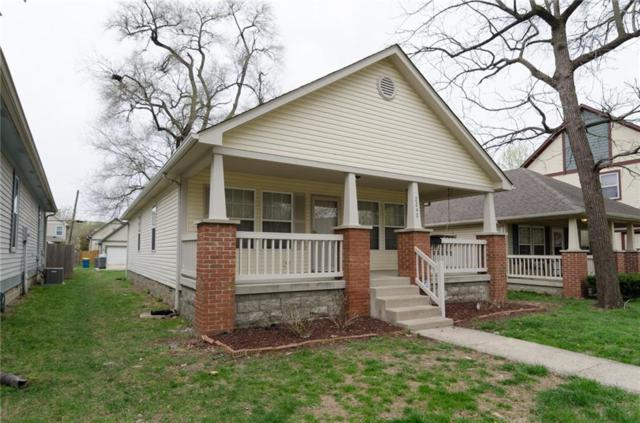 2242 N Alabama Street, Indianapolis, IN 46205 (MLS #21633570) :: AR/haus Group Realty