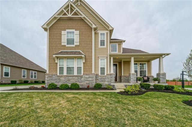 14916 Harbour Ridge Circle, Carmel, IN 46033 (MLS #21633575) :: The Indy Property Source