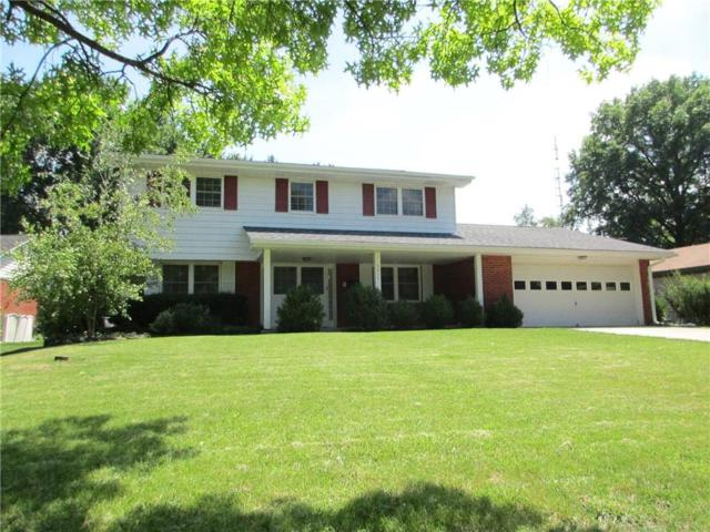 5829 W 30th Street, Speedway, IN 46224 (MLS #21633578) :: Mike Price Realty Team - RE/MAX Centerstone