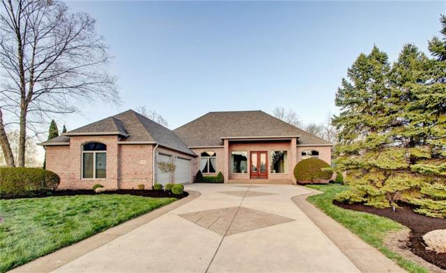 5304 Shadwell Court, Greenwood, IN 46143 (MLS #21633619) :: The ORR Home Selling Team