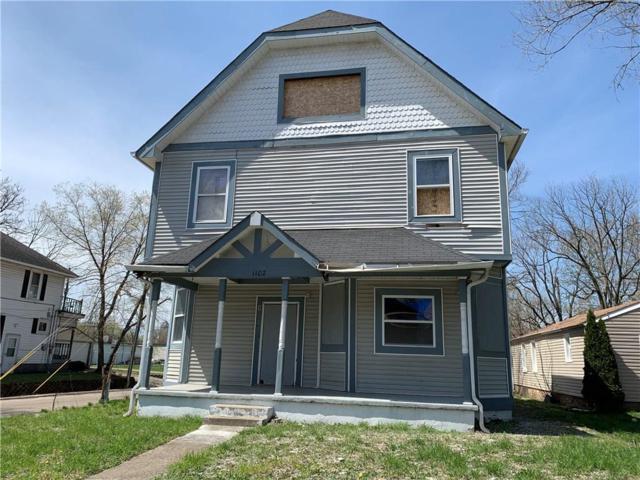 1102 Tecumseh Street, Indianapolis, IN 46201 (MLS #21633631) :: The ORR Home Selling Team