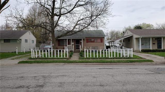 1830 N Irvington Avenue, Indianapolis, IN 46218 (MLS #21633638) :: David Brenton's Team