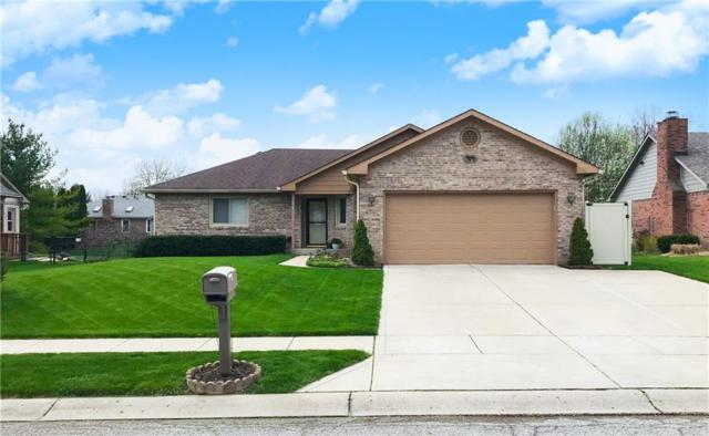 1329 Boone Court, Indianapolis, IN 46217 (MLS #21633646) :: The Indy Property Source