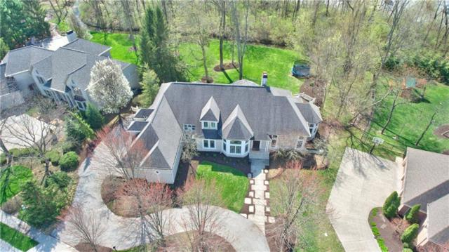 3953 Chadwick Drive, Carmel, IN 46033 (MLS #21633659) :: The Indy Property Source