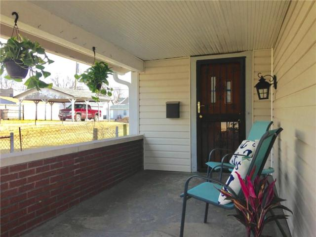 1139 S State Avenue, Indianapolis, IN 46203 (MLS #21633667) :: The ORR Home Selling Team