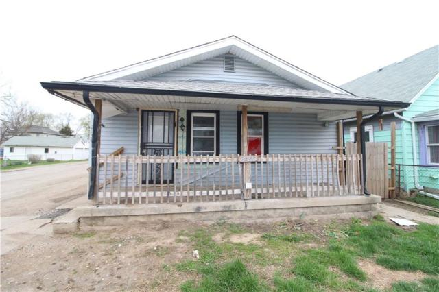 2132 W Minnesota Street, Indianapolis, IN 46221 (MLS #21633690) :: Mike Price Realty Team - RE/MAX Centerstone