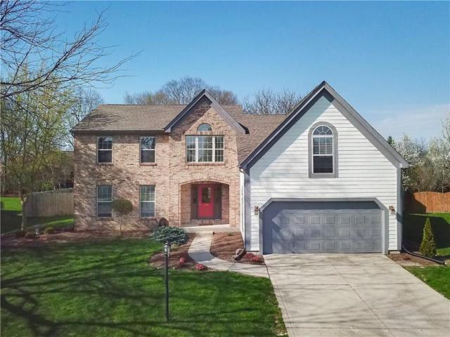 11224 Echo Ridge Lane, Indianapolis, IN 46236 (MLS #21633693) :: FC Tucker Company