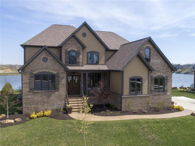 13624 Lake Ridge Lane, Mccordsville, IN 46055 (MLS #21633695) :: Richwine Elite Group