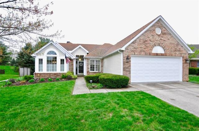 10493 E Greenway Drive, Fishers, IN 46037 (MLS #21633704) :: Heard Real Estate Team | eXp Realty, LLC