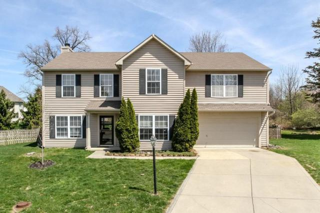 13599 Sweet Briar Parkway, Fishers, IN 46038 (MLS #21633706) :: The Indy Property Source