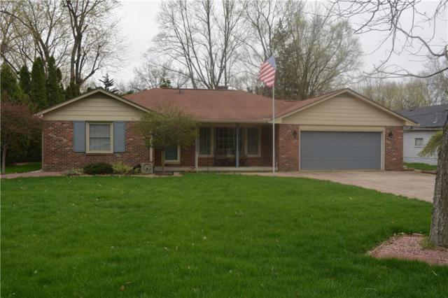 1607 Westwood Drive, Anderson, IN 46011 (MLS #21633746) :: Mike Price Realty Team - RE/MAX Centerstone