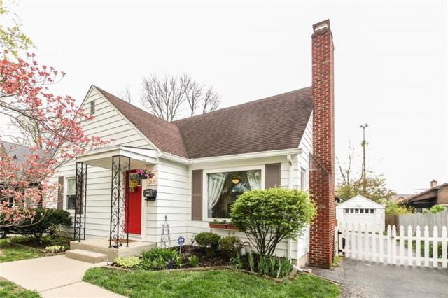 2625 Northview, Indianapolis, IN 46220 (MLS #21633756) :: Richwine Elite Group