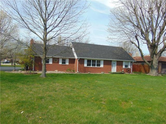 1380 W Smith Valley Road, Greenwood, IN 46142 (MLS #21633770) :: Mike Price Realty Team - RE/MAX Centerstone