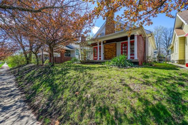 834 N Chester Avenue, Indianapolis, IN 46201 (MLS #21633782) :: Mike Price Realty Team - RE/MAX Centerstone