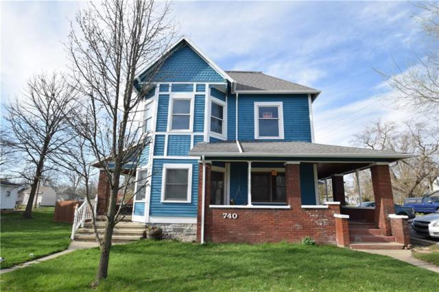 740 E State Street, Albany, IN 47320 (MLS #21633783) :: The ORR Home Selling Team