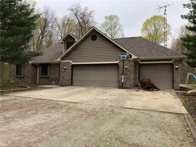 5456 W Riley Road, Knightstown, IN 46148 (MLS #21633786) :: The Star Team | RE/MAX Realty Group