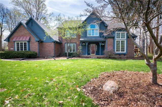8330 Galley Court, Indianapolis, IN 46236 (MLS #21633792) :: AR/haus Group Realty