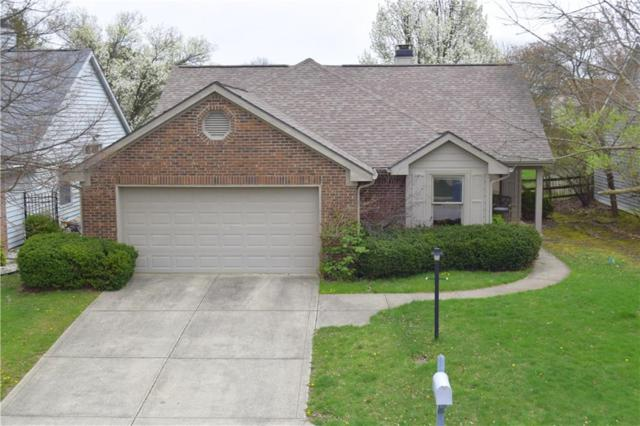 8681 Champions Drive, Indianapolis, IN 46256 (MLS #21633800) :: The Indy Property Source