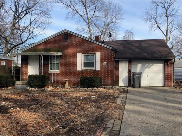 405 S Catherwood Avenue, Indianapolis, IN 46219 (MLS #21633809) :: AR/haus Group Realty