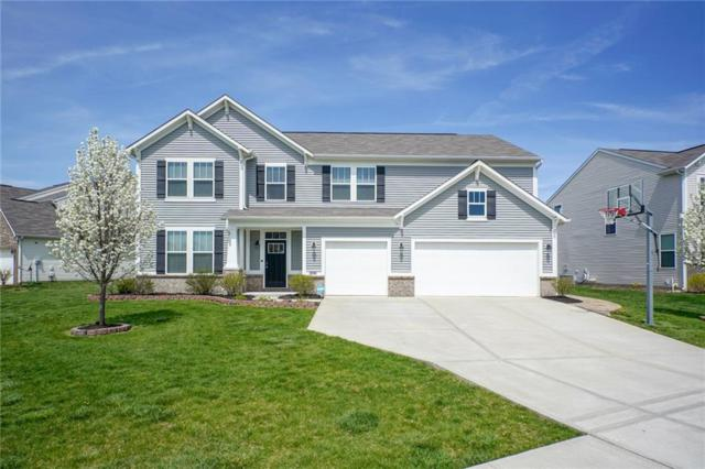 1312 Donald Pass, Greenwood, IN 46143 (MLS #21633818) :: The Indy Property Source